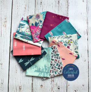 Maureen Cracknell fabric bundle sold by Color Girl Quilts