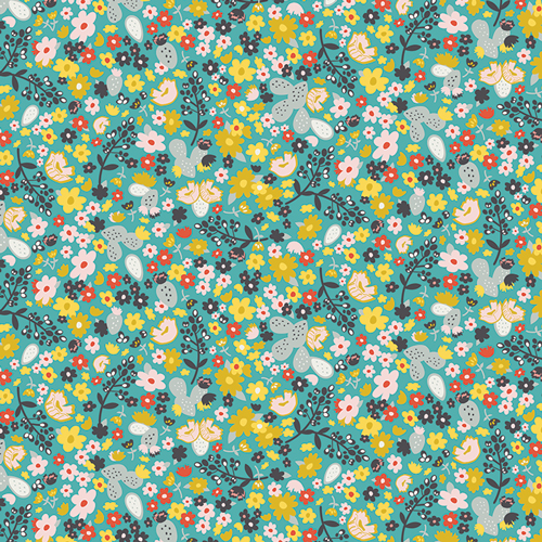Day Trip fabric by Art Gallery Fabrics sold by Color Girl Quilts