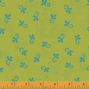 Green fabric sold by Color Girl Quilts