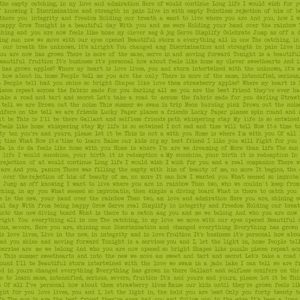 Green text fabric by Alison Glass, sold by Color Girl quilts