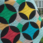 A BLOOMING Cheerful Quilt