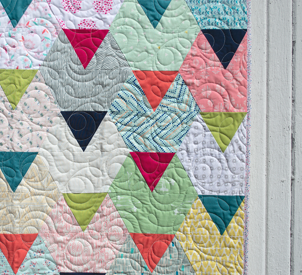 Festival Quilt Pattern Color Girl Quilts By Sharon Mcconnell