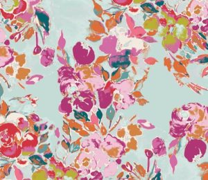 Bloomsbury fabric by BariJ sold by Color girl Quilts