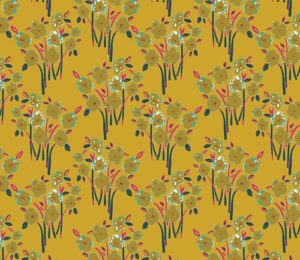 Art gallery fabrics floral by Bonnie Christine sold by Color Girl Quilts