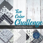 Are Two Color Quilts Still Colorful?