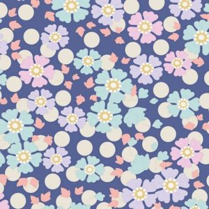 Plum Garden fabric by Tilda Fabrics sold by Color Girl Quilts