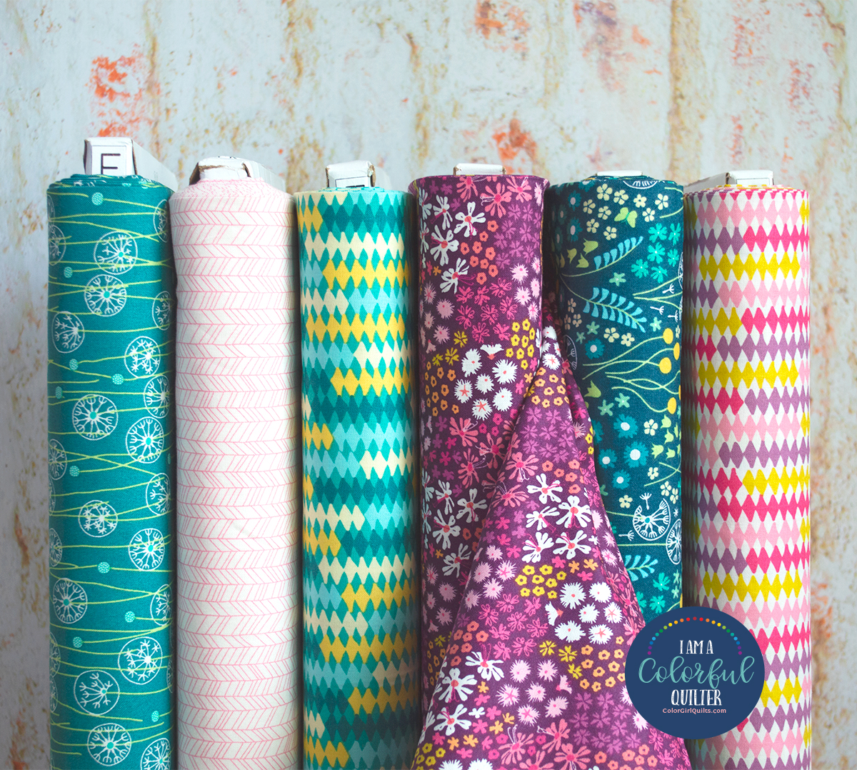 figo fabrics sold by Color Girl Quilts
