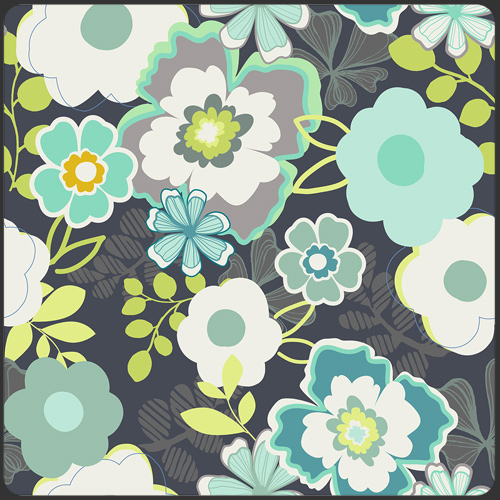 Urban Mod floral fabric by Art Gallery Fabrics, sold by Color Girl Quilts