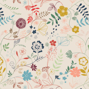 wild and free fabric by Art Gallery Fabrics sold by Color Girl Quilts