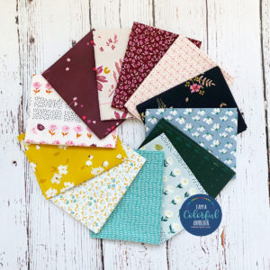 Mayfair fabric by Art Gallery Fabrics sold by Color girl Quilts