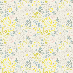 Pat Bravo floral fabric by Art gallery fabrics sold by Color Girl Quilts