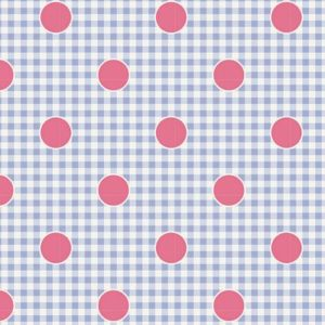 gingham dot by Tilda Fabrics sold by Color Girl Quilts