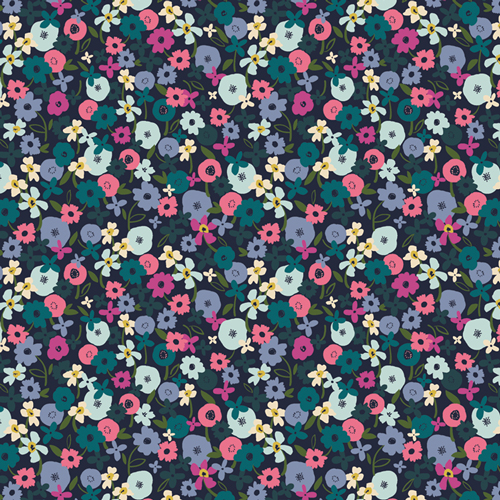 Posy fabric by Art Gallery Fabrics sold by Color Girl Quilts