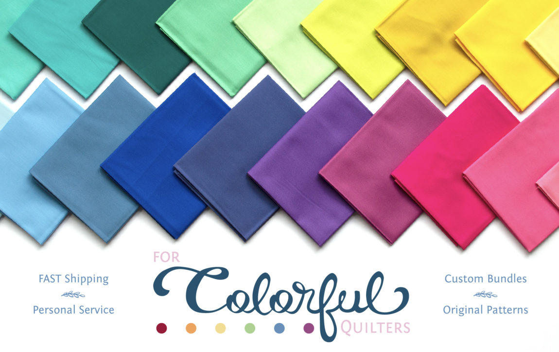 color girl quilts fabric and pattern shop