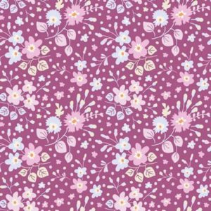 Tilda Plum Garden Plum fabric sold by Color Girl Quilts