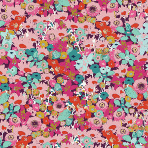 floral medley fabric sold by Color Girl Quilts