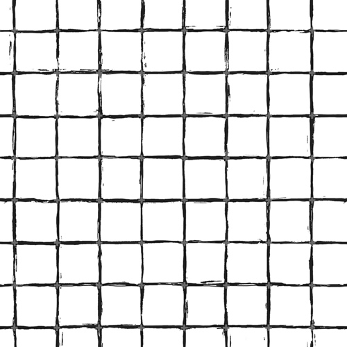 Grid fabric black and white by Art Gallery Fabrics sold by Color Girl quilts