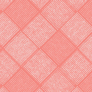 Coral print fabric by Art Gallery Fabrics sold by Color Girl Quilts
