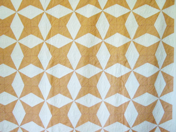 four point star quilt, kitty cornered ruler sold by Color Girl Quilts