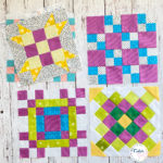 Sampler Blocks Layout: Hourglass Design