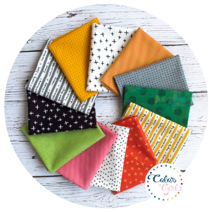 Quotation fabrics by Moda fabrics sold by Color Girl Quilts